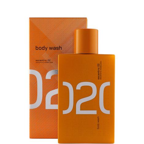 Escentric 02 Body Wash 200ml, ${color}