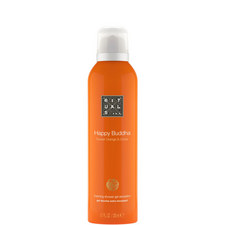 Happy Buddha Foaming Shower Gel 200ml