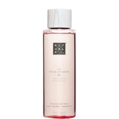 The Ritual of Sakura Bath Foam 500ml, ${color}