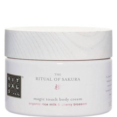 The Ritual of Sakura Body Cream 220ml, ${color}