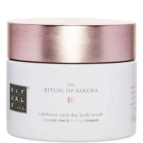 The Ritual of Sakura Body Scrub 325ml, ${color}
