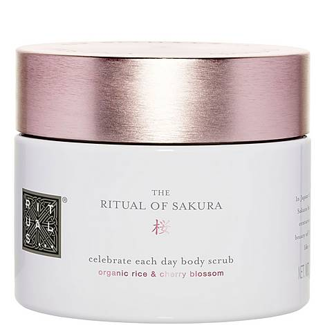 The Ritual of Sakura Body Scrub 325ml, ${color}