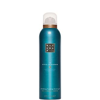 The Ritual of Hammam Foaming Shower Gel 200ml