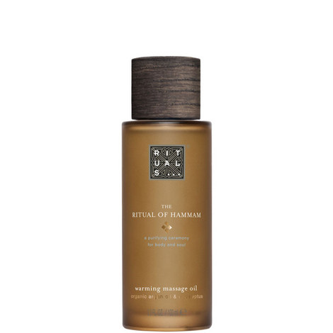 The Ritual of Hammam Massage Oil 100ml, ${color}