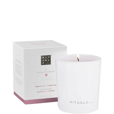 The Ritual of Sakura Scented Candle, ${color}