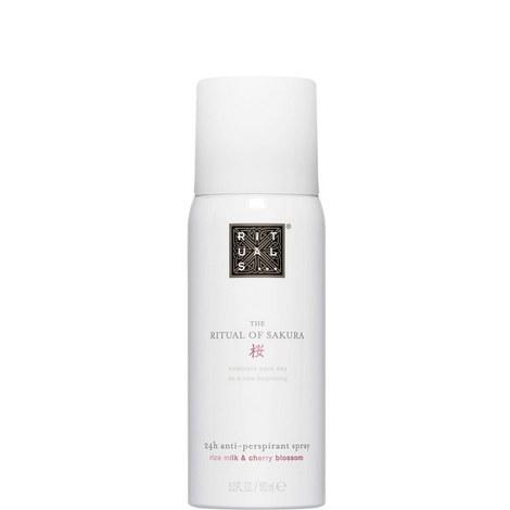 The Ritual of Sakura Anti-Perspirant Spray 150ml, ${color}