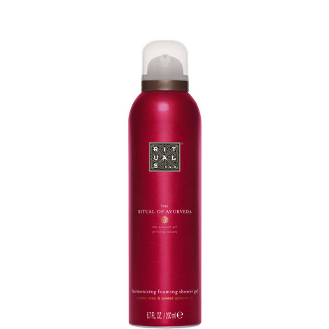 The Ritual of Ayurveda Foaming Shower Gel 200ml, ${color}