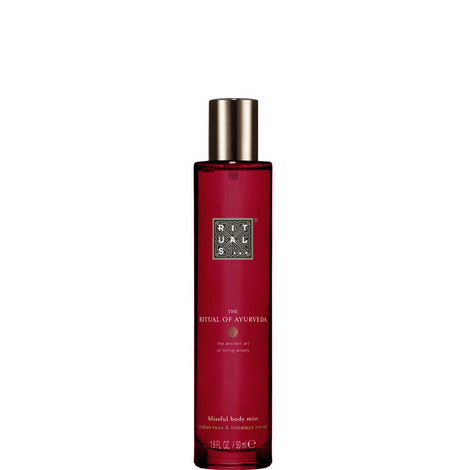 The Ritual of Ayurveda Body Mist 50ml, ${color}