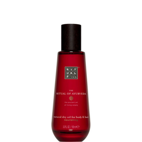 The Ritual of Ayurveda Dry Oil 100ml, ${color}