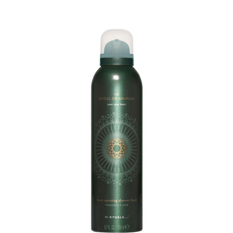 The Ritual of Anahata Foaming Shower Gel 200ml, ${color}