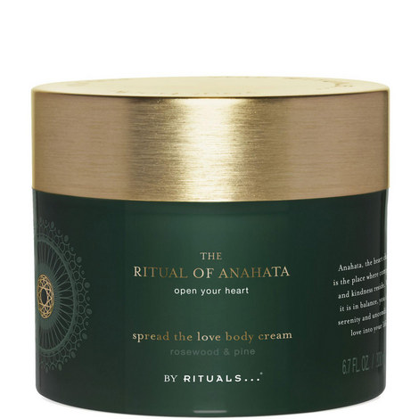 The Ritual of Anahata Body Cream 200ml, ${color}