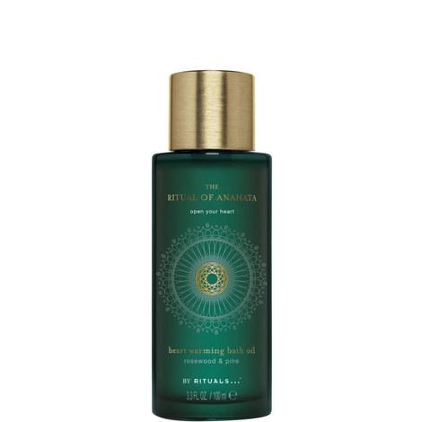 The Ritual of Anahata Bath Oil 100ml, ${color}