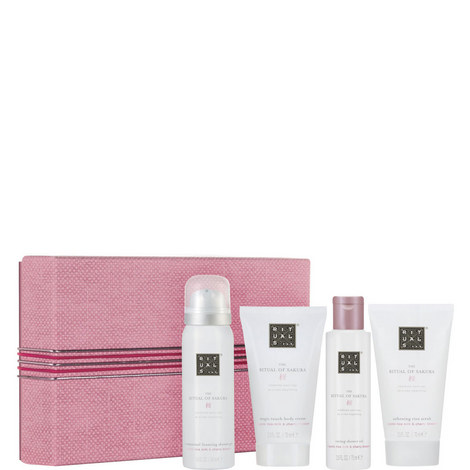 The Ritual of Sakura - Relaxing Treat Gift Set, ${color}