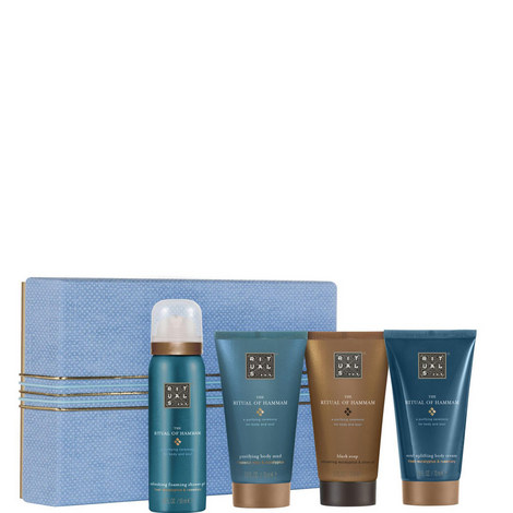 The Ritual of Hammam - Purifying Treat Gift Set, ${color}