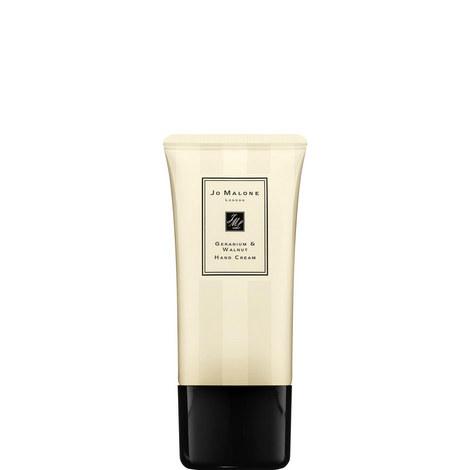 Geranium & Walnut Hand Cream 50ML, ${color}