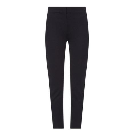 Pegno Button Detail Trousers, ${color}