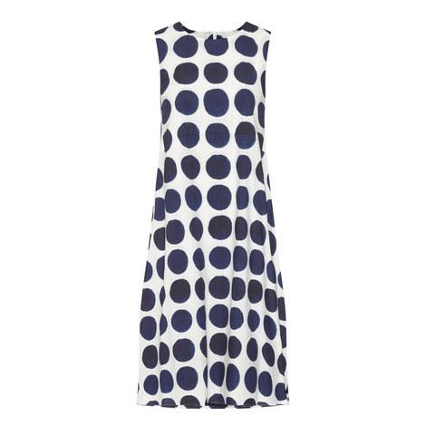 Adda Polka Dot Dress, ${color}
