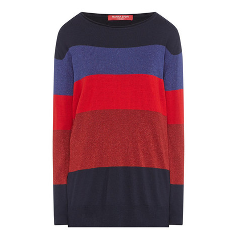 Addetto Stripe Sweater, ${color}