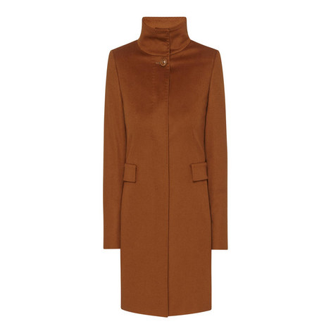 Agnese Wool Coat, ${color}