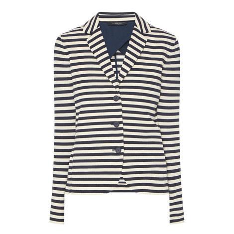 Agro Stripe Jacket , ${color}