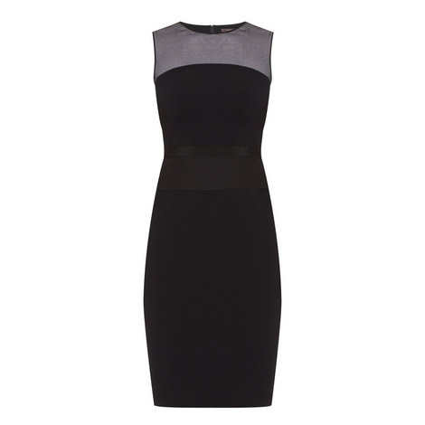 Aida Sleeveless Dress, ${color}
