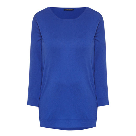 Alida Round Neck Sweater, ${color}