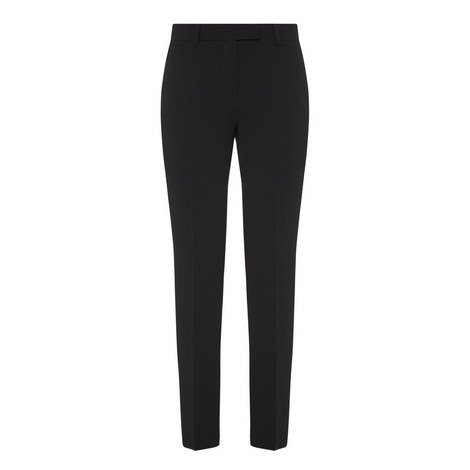 Allegra Slim Fit Trousers, ${color}