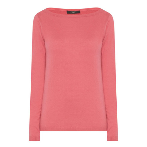 Ampex Boat Neck Sweater, ${color}