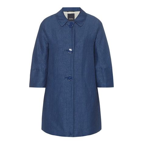 Anny Cotton Mix Coat, ${color}