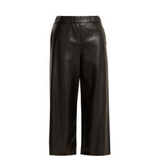 Aosta Faux Leather Culottes