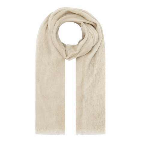 Apotema Natural Wool Scarf, ${color}