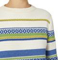 Arca Stripe Sweater, ${color}
