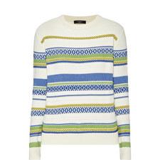 Arca Stripe Sweater
