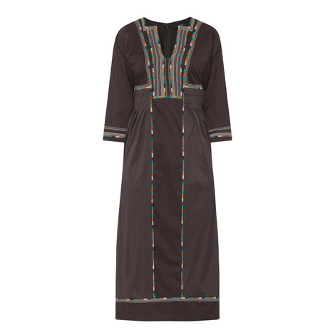 Arlem Embroidered Dress, ${color}