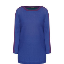 Aula Colour-Block Sweater