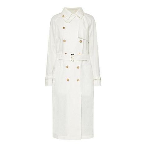 Azeglio Trench Coat, ${color}