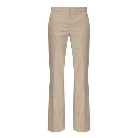 Azoto Flared Trousers, ${color}