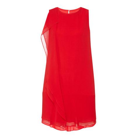 Affine Silk Dress, ${color}