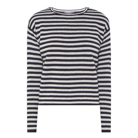 Bacco Stripe Sweater, ${color}