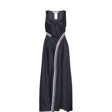 Balocco Satin Sleeveless Dress