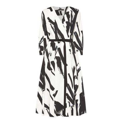 Cartone Wrap Dress, ${color}