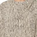 Belinda Striped Silk Blouse, ${color}