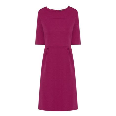 Berbice Short Sleeve Dress, ${color}