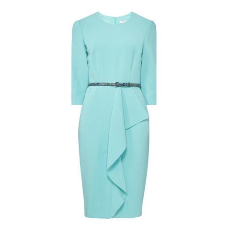 Ruffled Dress, ${color}