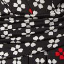 Bino V-Neck Jersey Dress, ${color}