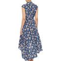 Macao Floral Cap Sleeve Dress, ${color}