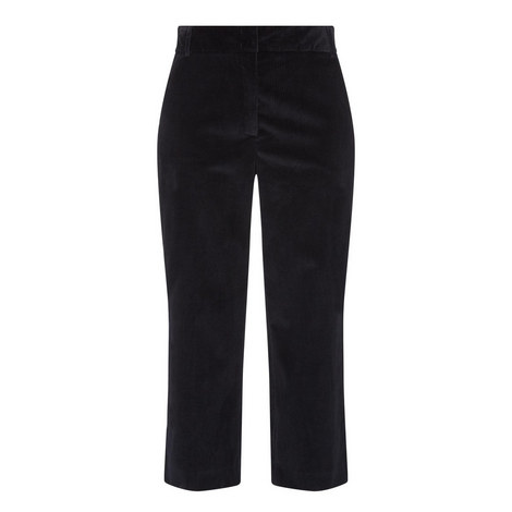 Puzzle Cord Trousers, ${color}