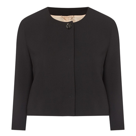 Victor Cropped Jacket , ${color}