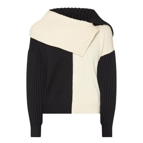 Califfo Spliced Sweater, ${color}