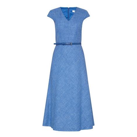 Caramba V-Neck Dress, ${color}